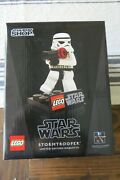 Star Wars Lego Stormtrooper Maquette Gentle Giant 2007 In Box Very Rare 686/1000