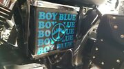 Custom Vinyl Motorcycle Stickers - Name Tags, Name Plates, Battery Boxes