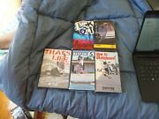 Skate Vhs Lot Rare The Storm 411 Thats Life Dvd Best Of 5 How To Skateboard