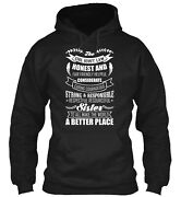 Scout Girl Law Honest And Fair Friendly Pullover Hoodie - Poly/cotton Blend