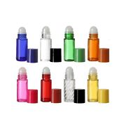 Extra Large Roll On Bottles Colors 30 Ml/1 Oz Aromatherapy Perfume Oils Qty 288