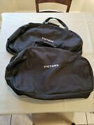 Victory Motorcycle Saddle Bag Liners/carry Bag Pair 2