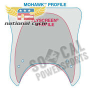 National Cycle 1983 Honda Gl650i Silver Wing Interstate Mohawk Windshield