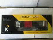 K-line O Scale 6-22641 New Haven Box Car Road 36438