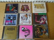 Selection Of 10 Various Cds Mainly Motown Pop Musical Genre Choose From Menu