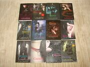 P.c. Cast The House Of Night Series 12 Book Complete Series Lot - Vampire Novels