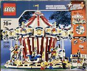 Lego Creator Expert Grand Carousel 10196. New And Sealed
