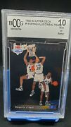 1992-93 Upper Deck Shaquille Oand039neal Rookie 1b Trade Card Bccg 10 Mint