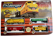 Bachmann Electric Train Set 00621 The Challenger Union Pacific Ho Scale