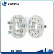 5x4.75 1 2 Hubcentric Wheel Spacers 14x1.5 Fits Chevy Camaro Impala Cadillac