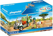 Playmobil Family Fun - Zoo Vet W/ Medical Cart 70346 For Kids 4 To 10 Yrs Old
