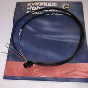 586348 New Genuine Oem Johnson Evinrude Trim And Tilt Switch And Lead Assy Lot B10-8