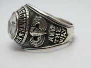 @ Silver 925 82nd Airborne Ring Americaand039s Guard Honor Army Ringsize 11