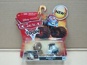 Mattel Disney Pixar Cars Toon Referee Pitty With Bell 32