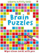 Brain Puzzles Puzzle Cards Activity And Puzzle Cards By Sarah Khan