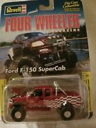 Revell Four Wheeler Die Cast 1/64 Ford F-150 Supercab 4x4 New Factory Sealed