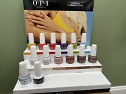 Opi Los Angeles Summer 2021 Gelcolor The Malibu Collection Pack Of 14 Bottle
