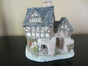 David Winter Cottages - The Bakehouse By David Winter 1983 Original Box