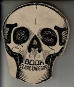 Skull Toast Book By Clare Victor Dwiggins, 1905