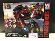 Combiner Wars Cw Transformers Generations Computron Gift Set Brand New Sealed