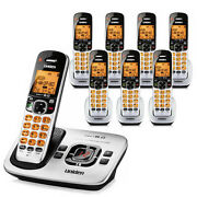 Uniden D1780-8 Cordless Phone With Digital Answering System And 7 Extra Handsets
