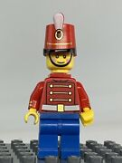 Lego Collectible Exclusive Toy Soldier Minifigure Wind Up Mini-fig Ships Free