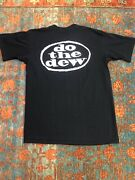 Vintage 90s Mountain Dew T Shirt Size Xl Do The Dew Made In Usa 100 Cotton