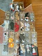 27 Retired Errors Ty Beanie Babies Lot W/ Tag Errors Plush Toy Rare Collection