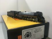 Sunset Brass 2 Rail Canadian Pacific T-1c Selkirk 2-10-4 5931 F/p O Scale Used