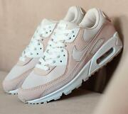 Nike Air Max 90 Barely Size 8-12 Rose / Pink Oxford Womens Shoes New Sneaker