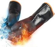 Grill Bbq Gloves Heat Resistant Oven Gloves Cooking Barbecue Gloves