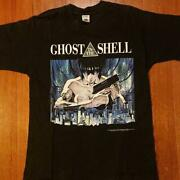 90s Ghost In The Shell Vintage T-shirt Akira 80s