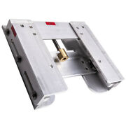 New Aluminum Adjustable 4and039and039 Setback Outboard Boat Jack Plate Jpl4400