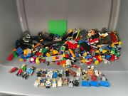 Lego Bulk Lot Many Bricks And Mini Figures Lot Of 20 Legos Star Wars And Others