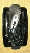 Oster Professional Hair Clippers 78950-100 With Attachments And Case