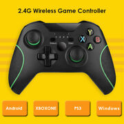 2.4ghz Controller Wireless Gamepad For Xbox One Ps3 Pc With Usb Receiver