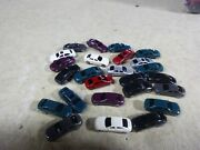 20 N Scale Vehicles/ Lot Of 25 Cars
