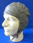 Us Air Force Type A-13 Leather Flying Helmet
