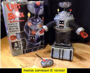 Giant 2-ft Lost In Space Robot Trendmasters 1998 Remote Control Boxed See Movie