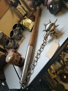 Hand Made Medieval Flail/ Mace/ Morningstar