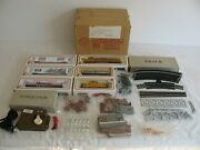 Bachmann Ho Complete Ready To Run Budweiser Promotional Train Set Aa400402c Ex