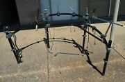 Roland Mds Rack With Harness Cables For Roland Electronic Drum Set
