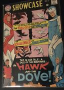 Dc Comics Showcase 75 First Appearance Of Hawk And Dove.