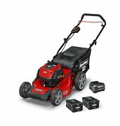 Snapper Xd 82v Max Cordless Electric 19 Push Lawn Mower Includes Kit Of 2 2...