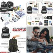 Emergency Zone 4 Person Urban Survival 72-hour Bug Out/go Bag   Perfect Way To P