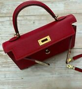 Hermes Kelly Mini 20 Used Excellent Condition