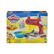 Play-doh Kitchen Creations Noodle Party Playset For Kids 3 Years And Up With ...