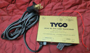 Clean And Working Tyco Ho Scale Model 899v Transformer Railroad Train Power Pack
