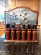 Vintage Set Of Six Duck Calls By David Maass The Waterfowl Call Collection