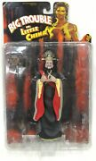New Sealed Mirage Big Trouble In Little China Series One 7 Lo Pan 2002
